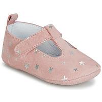 Buty Dziewczynka Obuwie domowe Citrouille et Compagnie JARI Różowy
