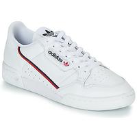 Buty Trampki niskie adidas Originals CONTINENTAL 80 Biały