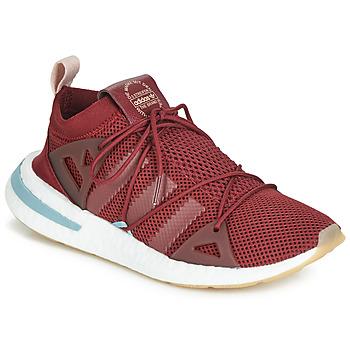 Buty Damskie Trampki niskie adidas Originals ARKYN W Bordeaux