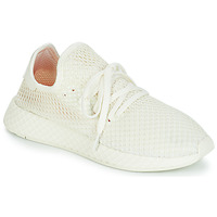 Buty Trampki niskie adidas Originals DEERUPT RUNNER Biały
