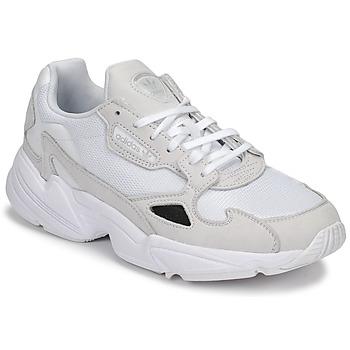 Buty Damskie Trampki niskie adidas Originals FALCON W Biały