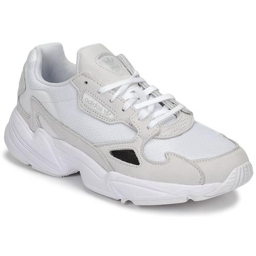 78902c8c27b173 adidas Originals FALCON W Biały - Bezpłatna dostawa | Spartoo.pl ...