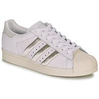 Buty Damskie Trampki niskie adidas Originals SUPERSTAR 80s W Biały / Beżowy