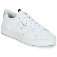 Buty Damskie Trampki niskie adidas Originals adidas SLEEK W Biały