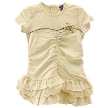 tekstylia Dziewczynka Sukienki krótkie Chicco