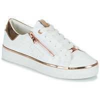 Buty Damskie Trampki niskie Tom Tailor 6992603-WHITE Biały