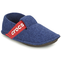 Buty Dziecko Obuwie domowe Crocs CLASSIC SLIPPER K Niebieski