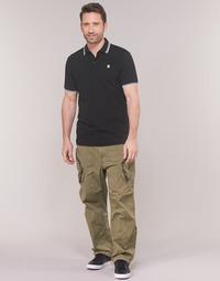 tekstylia Męskie Spodnie bojówki G-Star Raw ROVIC 3D AIRFORCE RELAXED Beżowy