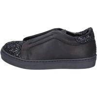 Buty Dziewczynka Tenisówki Holalà Sneakersy BT357 Czarny