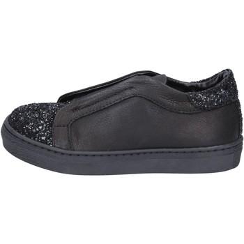 Buty Dziewczynka Tenisówki Holalà BT357 Czarny