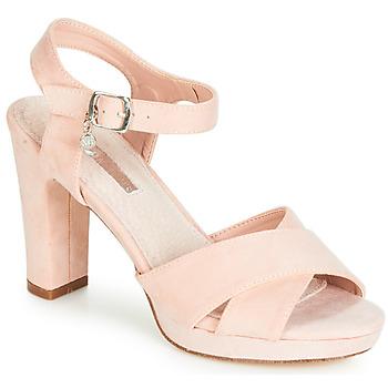 Buty Damskie Sandały Xti 32035 Różowy