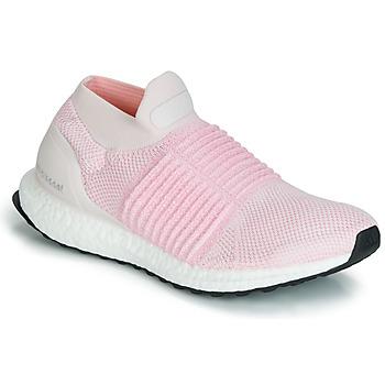 Buty Damskie Bieganie / trail adidas Performance ULTRABOOST LACELESS Różowy