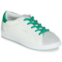 Buty Damskie Trampki niskie LPB Shoes ABIGAELE Biały