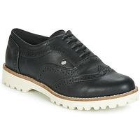Buty Damskie Derby LPB Shoes GISELE Czarny