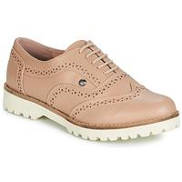 Buty Damskie Derby LPB Shoes GISELE Poudré