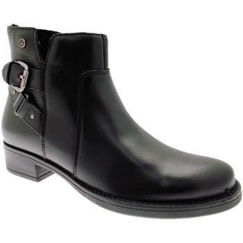 Buty Damskie Low boots Riposella RIP82839ne nero