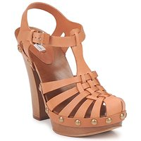 Buty Damskie Sandały Marc Jacobs MJ18051 Beżowy