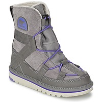 Buty za kostkę Sorel THE CAMPUS SHORTIE YOUTH