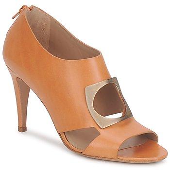 Buty Damskie Low boots Kallisté FLORA Camel