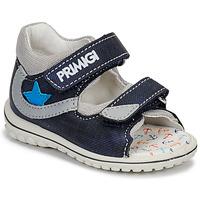 Buty Chłopiec Sandały Primigi 3377611 Niebieski