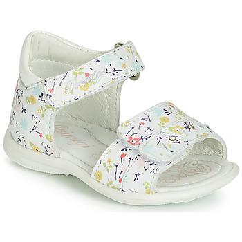 Buty Dziewczynka Sandały Primigi 3407033 Biały