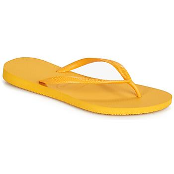 Buty Damskie Japonki Havaianas SLIM Żółty