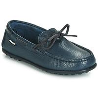 Buty Chłopiec Mokasyny Pablosky 125125 Niebieski