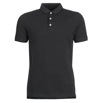 tekstylia Męskie Koszulki polo z krótkim rękawem Jack & Jones JJEPAULOS Szary