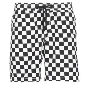 tekstylia Męskie Szorty i Bermudy Vans RANGE SHORT 18 Czarny / Biały