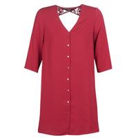 tekstylia Damskie Sukienki krótkie Vero Moda VMRICKY Bordeaux