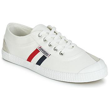 Buty Trampki niskie Kawasaki RETRO Biały