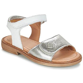 Buty Dziewczynka Sandały Aster TRIXY Srebrny