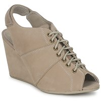 Buty Damskie Low boots No Name DIVA OPEN TOE Beżowy