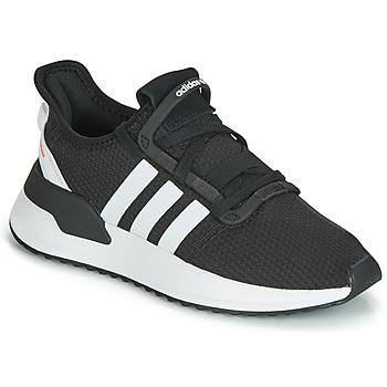 Buty Dziecko Trampki niskie adidas Originals U_PATH RUN J Czarny