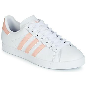 Buty Damskie Trampki niskie adidas Originals COURSTAR Biały / Różowy
