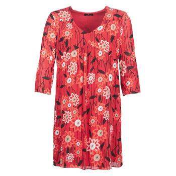 tekstylia Damskie Sukienki krótkie One Step RIEDO Czerwony