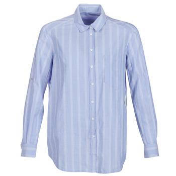 tekstylia Damskie Koszule Ikks BN12175-41 Niebieski
