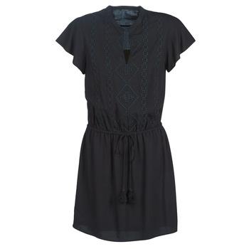 tekstylia Damskie Sukienki krótkie Ikks BN30035-02 Czarny