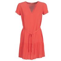 tekstylia Damskie Sukienki krótkie Ikks BN30115-35 Koral / Różowy