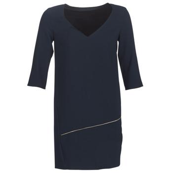 tekstylia Damskie Sukienki krótkie Ikks BN30305-49 Marine
