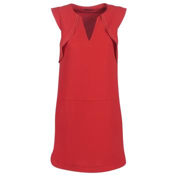 tekstylia Damskie Sukienki krótkie Ikks BN31075-36 Czerwony