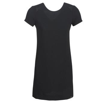 tekstylia Damskie Sukienki krótkie Ikks BN30105-02 Czarny
