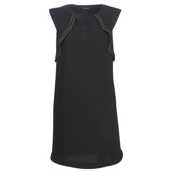 tekstylia Damskie Sukienki krótkie Ikks BN31075-02 Czarny