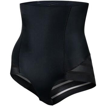 Bielizna Damskie Majtki modelujące  Julimex 141 MESH NOIR Czarny