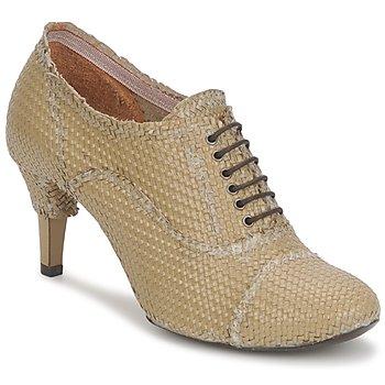 Buty Damskie Low boots Premiata 2851 LUCE Ocra
