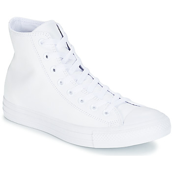 Trampki wysokie Converse ALL STAR MONOCHROME CUIR HI
