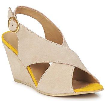 Sandały Pieces OTTINE SHOP SANDAL