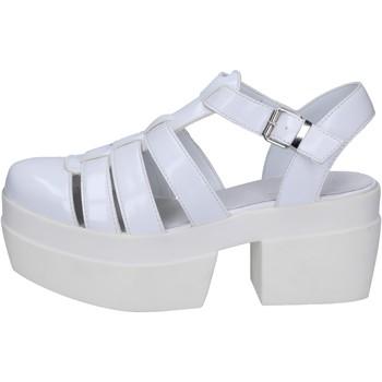 Buty Damskie Sandały Cult BT539 Biały