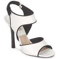 Buty Damskie Sandały Michael Kors MK18111 Biały