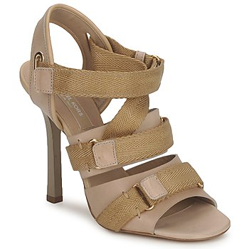 Buty Damskie Sandały Michael Kors MK118113 Desert / Beżowy